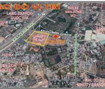 Nhà vị trí vàng, mặt tiền KD đường 400, bệnh viện Ung Bướu, Hoàng Hữu Nam, P. Tân Phú, Q. 9