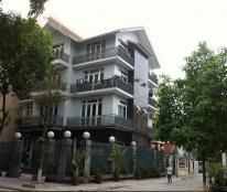 Cho thuê biệt thự lô góc Trung hòa Nhân Chính, Cầu Giấy, diện tích 240m2 x 3,5 tầng
