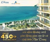Bài toán lợi nhuận khi đầu tư vào căn hộ du lịch biển Marina Suites Nha Trang