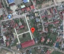 Lô đất mặt tiền đường F325 sau vật tư nông nghiệp - Đồng Hới, Quảng Bình