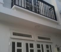 Bán nhà phố liền kề Thạnh Xuân 52, DTSD 35m2, 1 trệt 1 lầu, 490 triệu, nhà mới 100%
