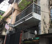 Cần tiền bán ngay nhà 5 tầng phố Trương Định quận Hai Bà Trưng