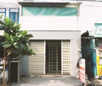 Chính chủ cho thuê nhà tại KCN Tân Tạo, quận Bình Tân, TP Hồ Chí Minh. Diện tích:  100 m2 (5x20)