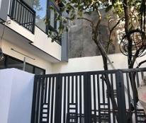 Bán nhà mới xây hẻm VCN Phước hải sau lưng CT2