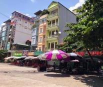 Bán nhà mặt phố Linh Đàm, lô góc, vỉa hè, 52m2, 9.2 tỷ;