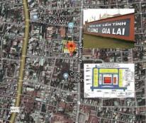 Chính thức ra mắt dự án đất nền SH LAND trên đường Lý Nam Đế Pleiku chỉ với 11tr/m2.