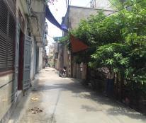 Bán đất gần chợ Xốm, Phú Lãm, ngõ thông 3m, ô tô đỗ cửa
