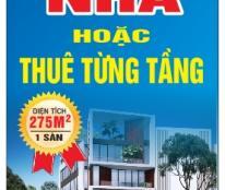 Cho thuê nhà 5 tầng nổi + 1 tầng hầm hoặc thuê theo từng tầng tại đường Trần Hưng Đạo, Phường Kim Tân, Lào Cai, Lào Cai