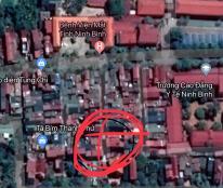 Bán đất gần bệnh viện 700 giường  tỉnh Ninh Bình 4*17 = 68m2 LH 0337525262