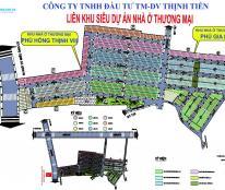 Bán gấp 2 lô đất Phú Hồng Thịnh Bình dương giá gốc 0931447882