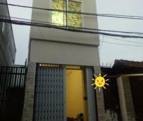 Bán nhà đường C4 Phạm Hùng – Xã Bình Hưng – Huyện Bình chánh (Giáp ranh Quận 8)