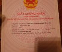 Chính chủ cần bán lô đất tại Ao Đa, Lương Sơn, Hòa Bình.