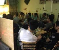 CẦN SANG NHƯỢNG CỬA HÀNG CAFE 323 PHỐ VĨNH HƯNG - HOÀNG MAI - HÀ NỘI