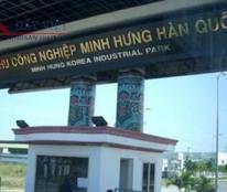 Chính Chủ Cần Bán Đất Dự Án Minh Hưng Chơn Thành