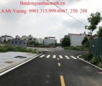 Bán đất bồ sơn 4 ngay ngã 4 Nguyễn Khuyến - Phan Huy Chú