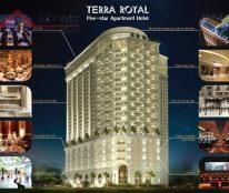 Bán căn hộ tiêu chuẩn 5*- 2PN tại Terra Royal - Lý Chính Thắng  Liên hệ: 0909820826