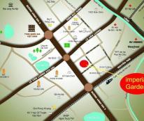Sang nhượng sàn văn phòng và shop thương mại dự án Imperia Garden 203 Nguyễn Huy Tưởng