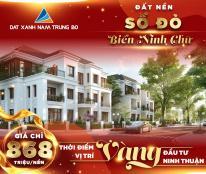 Chỉ Điểm Dự Án Đầu Tư Khủng Nhất Ninh Thuận - KDC Mỹ Tường