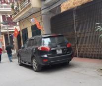 Bán đất Nguyễn Hoàng Tôn, Tây Hồ 100m, mặt tiền 7 m, lô góc, giá 8.9 tỷ, ô tô, kinh doanh, LH 0983416997.