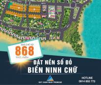 Cơn sốt đất nền tại Ninh Thuận 2019, nhanh tay chọn lô đẹp nhất dự án sắp mở bán Ninh Chữ Sea Gate