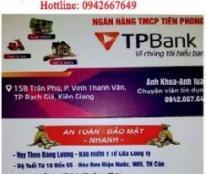 Ngân hàng TMCP Tiên Phong + TP Bank +