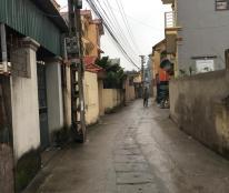 Bán 82m2 Thuận Tốn, Đa Tốn, Gia Lâm, Hà Nội, đường ô tô vào nhà vị trí lô đất đắc địa