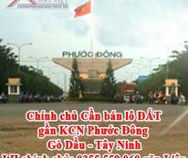 Chính chủ Cần bán lô ĐẤT, gần KCN Phước Đông
