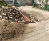 đất sổ hồng riêng ngã tư ga quận 12 cách gò vấp 3 phút 40tr/m2 bao giấy phép xây dựng.