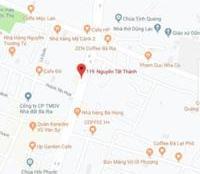 Cho Thuê Nhà 119A Mặt Tiền Đường Nguyễn Tất Thành, Phường Phước Nguyên, TP Bà Rịa- Vũng Tàu