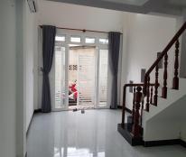 Bán nhà trệt lửng hẻm 45, Huỳnh Thúc Kháng, 3,4x8,3, hướng ĐN, giá 1ty330
