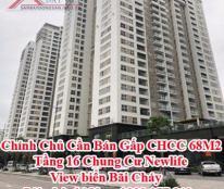 Chính Chủ Cần Bán Gấp CHCC 68M2, Tầng 16 Chung Cư Newlife View biển Bãi Cháy, Giá Chỉ 1.5 tỷ