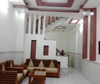 Bán nhà 1 trệt 1 lầu hẻm 9 Phạm Ngọc Hưng, 4x12, hướng TN, giá 2ty050