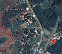 Cần tiền trả nợ ngân hàng, bán gấp lô đất giá rẻ ngay trung tâm Xã Đồng Tâm, Đồng Phú, Bình Phước.