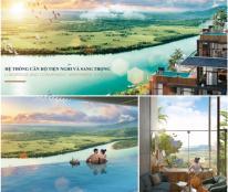 Căn hộ khách sạn 5 sao Wyndham Thanh Thủy giá chỉ 700tr, resort khoáng nóng