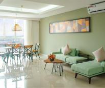 Cho thuê căn hộ quận Bình Thạnh, 3PN, full nội thất, giá chỉ 18tr/tháng