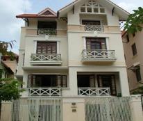 Chính chủ cần cho thuê biệt thự tại LÔ 33 BT1  bán đảo Linh Đàm, Hoàng Mai, Hà Nội (đầu bán đảo).