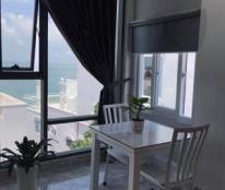 Khách sạn Apparment cho thuê. Sàn view bãi biển 2 Full Funiture bên trong