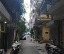 Phân lô, ô tô 91 Nguyễn Chí Thanh, Đống Đa, vỉa hè 3m, 40m 4 tầng mặt tiền 4m giá 7.6 tỷ.