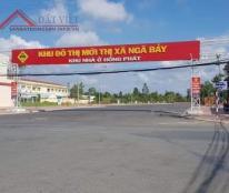 Bán nền khu đô thị mới Thị Xã Ngã 7 (khu Hồng Phát) sắp lên thành phố Ngã 7, tỉnh Hậu Giang