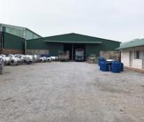 CCần cho thuê nhà kho và văn phòng nằm trong Cụm Công nghiệp Hà Khánh –Thành Phố Hạ Long –Tỉnh Quảng Ninh