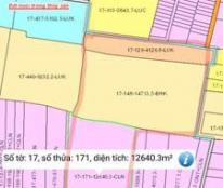 Đất Huyện Trảng Bom 12.640m2. Giá rẻ nhất khu vực chỉ 2tr4/m. Đầu tư hoặc làm dự án quá hời cho vị trí lô đất này