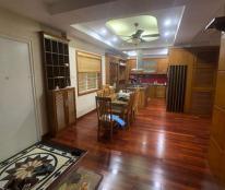 Chính chủ cho thuê căn hộ Lô C - D5 đường Trần Thái Tông, Cầu Giấy
