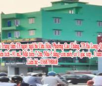 Cần bán nhà Trung tâm TP ngay ngã ba Cứu Hỏa, Phường Cao Thắng, TP Hạ Long, Quảng Ninh