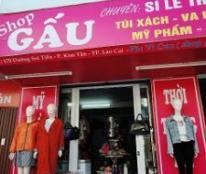 Cần Sang Nhượng Shop Gấu – 170, Đường Soi Tiền, Phường Kim Tân, Tp Lào Cai.