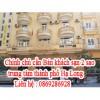 Chính chủ cần Bán khách sạn 2 sao trung tâm thành phố Hạ Long