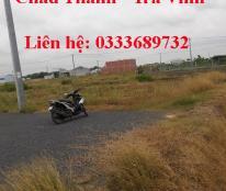 Bán Lô Đất  - Xã Hòa Thuận - Huyện Châu Thành - Trà Vinh