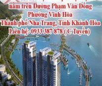 Chủ trực tiếp cần bán căn hộ cao cấp thuộc dự án nằm trên Đường Phạm Văn Đồng, Phường Vĩnh Hòa, Thành phố Nha Trang, Tỉnh Khánh Hòa.