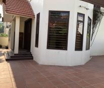 Cho thuê biệt thự 6 phòng ngủ giá rẻ khu đô thị huyền quang sau dabaco