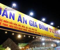 Sang quán ăn gia đình TUẤN PHÁT Thuận An Bình Dương