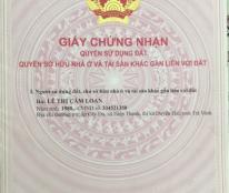 CẦN BÁN LÔ ĐẤT TRONG KHU DÂN CƯ TP. TRÀ VINH - TRÀ VINH
